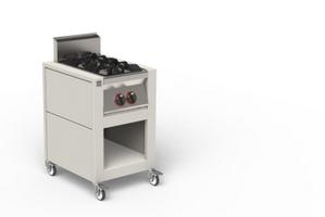 Cucine da giardino professionali cucine da esterno professionali fivestarsitaly - Cucina gas esterno ...