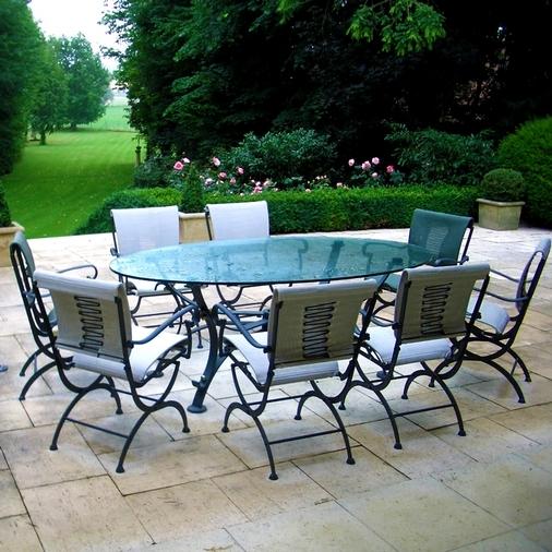 Arredamento da giardino di design arredamento da giardino online fivestarsitaly - Tavolo ferro giardino ...