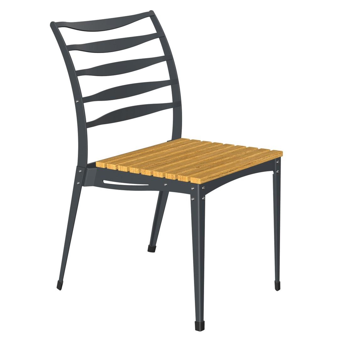 Sedie Da Giardino In Alluminio.Tavoli E Sedie Da Giardino In Alluminio E Teak Moderno Fivestarsitaly
